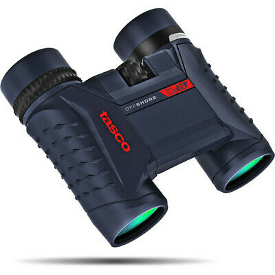 Tasco 10x25 Off-Shore Waterproof Binoculars (Blue)