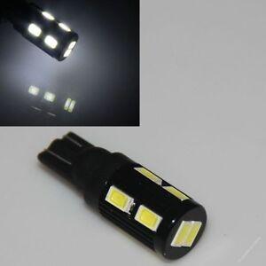 Bright White 10 Led 12v Interior Lights Rv Camper Motorhome Trailer Bulbs Lamps Ebay