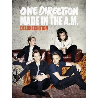ONE DIRECTION (UK) - MADE IN THE A.M. [DELUXE EDITION] NEW CD segunda mano  Embacar hacia Argentina
