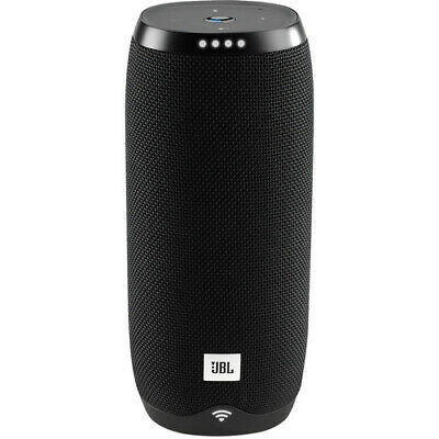 OEM JBL Link 20 Black Smart Portable Bluetooth Speaker with Google Assistant