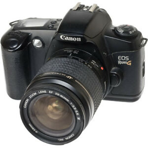 Canon EOS Rebel G film camera