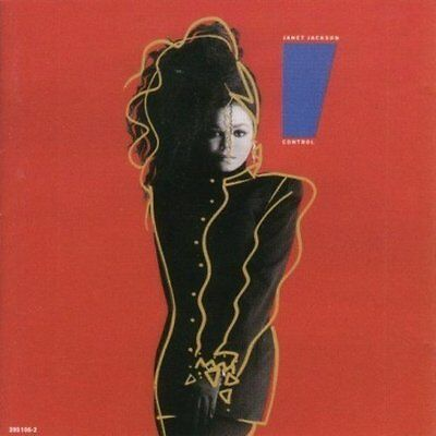 Janet Jackson   Control  New Cd