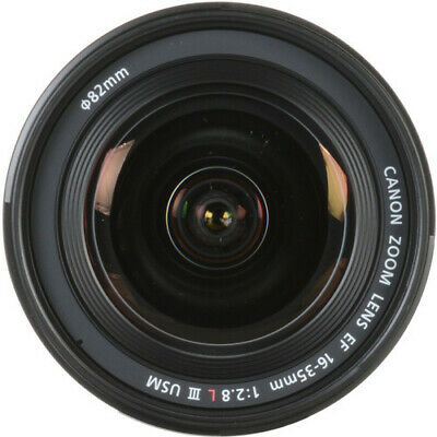 Canon EF 16-35mm f/2.8L III USM Ultra Wide Angle Lens (0573C002)