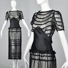 Mesh Maxi Vintage Dresses for Women