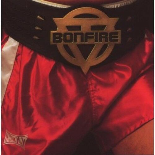 Bonfire - Knock Out [New CD] Rmst