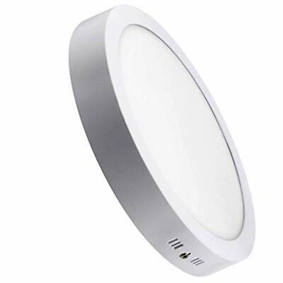 Led Atomant Lampara Plafon Superficie LED Redondo 20W. Color Blanco Frío