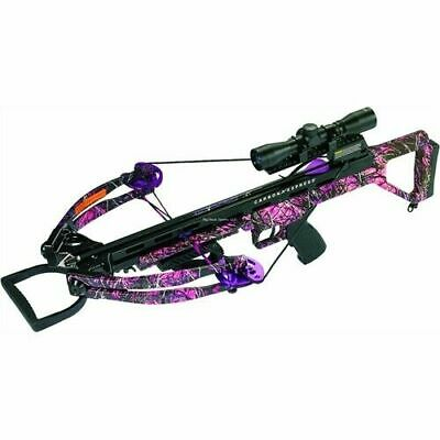 New CARBON EXPRESS COVERT TYRANT HUNTRESS CROSSBOW KIT