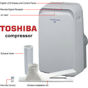 14000 Btu Portable Air Conditioner Ebay