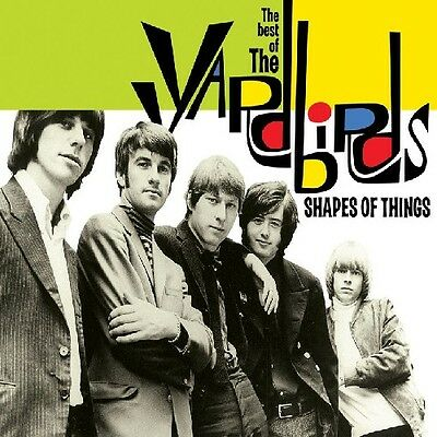 The Yardbirds   Shapes Of Things  Best Of  New Cd