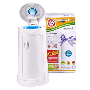 Arm and hammer baby diaper pail