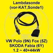 Lamdasonde Polo 9N