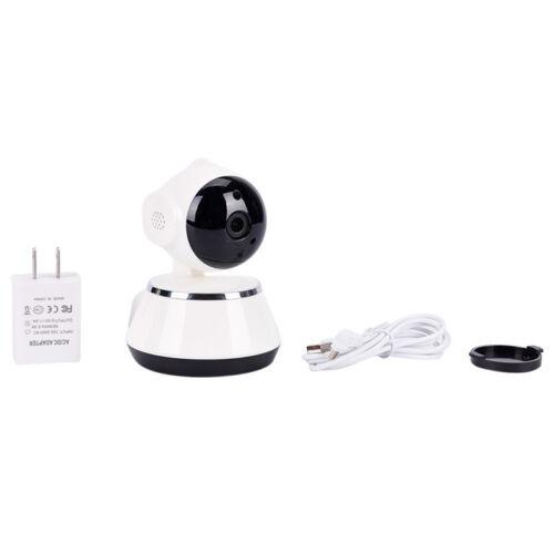 Wireless Pan Tilt Network Home CCTV IP Camera IR Night Vision WiFi Webcam PR
