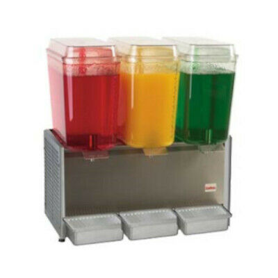 Grindmaster-cecilware D35-4 Crathco Bubbler Pre-mix Cold Beverage Dispenser