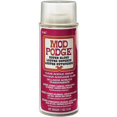 Plaid:Craft Mod Podge Super High Shine Spray - 131717