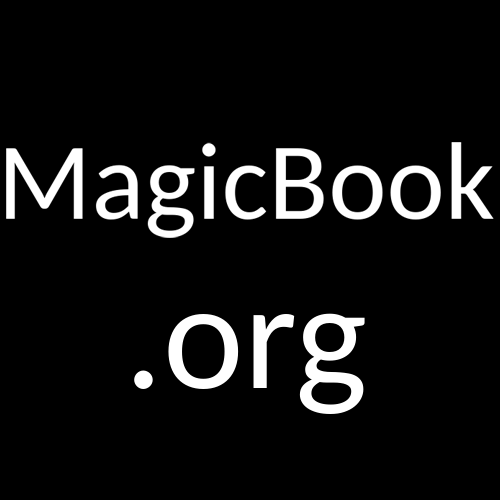 MagicBook.org - Premium Domain Name - No Reserve  - $10.00