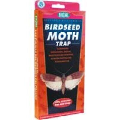 Biocare Glue Birdseed Moth Trap (2-Pack) Biocare Moth Trap