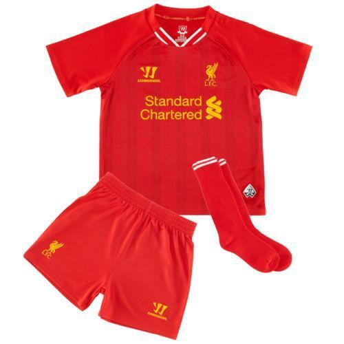 f4759b0f5f5 Boys Liverpool Kit | eBay