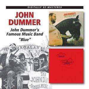John Dummer Band - John Dummer`s Famous Music Band/Blue, 2CD Neu