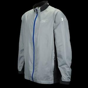 under armour Curry jacket size Med Large XL and XXL