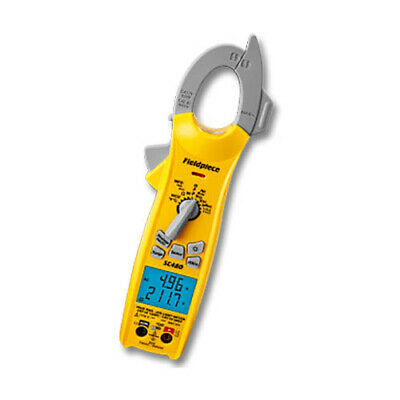 Fieldpiece Sc480 True-rms Ac Clamp Meter With Wireless Communication
