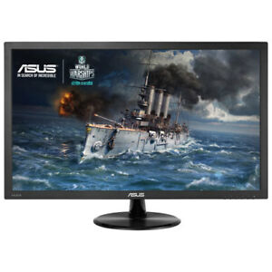 "Two ASUS 21.5"" FHD 1ms GTG TN LED Gaming Monitor (VP228H)"