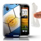 Silicone/Gel/Rubber Fitted Cases/Skins for HTC One X