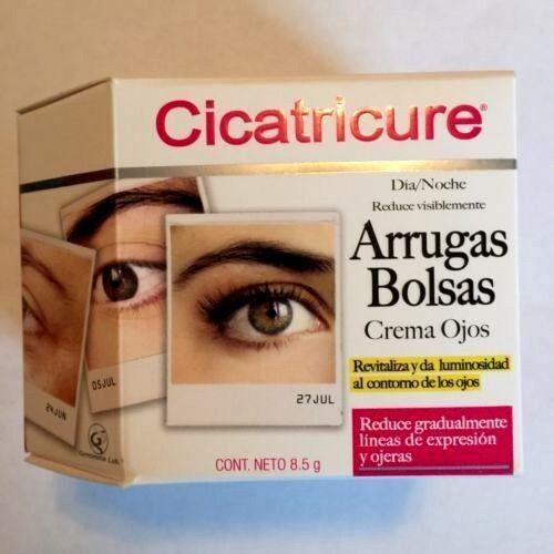 Cicatricure Dia/Noche Arrugas Bolsas Day and night cream fro
