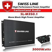 Mono Block Amp
