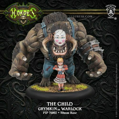 Privateer Press Hordes Grymkin 28mm The Child PIP76002