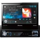 Touch Screen CD Player Single DIN