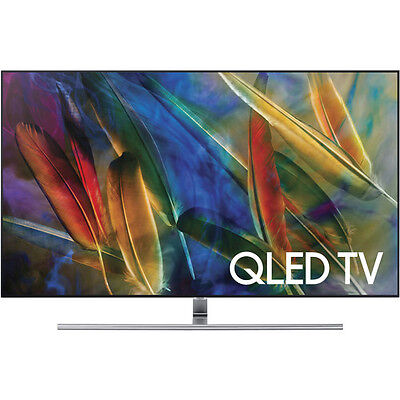 Samsung Electronics Qn65q7f 65 Inch 4K Ultra Hd Smart Qled Tv  2017 Model