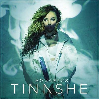 Aquarius  Pa  By Tinashe  Us   Cd  Oct 2014  Rca