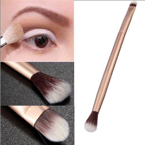 Amazing Makeup Eye Powder Foundation Eyeshadow Blending Double-Ended Brush Pen