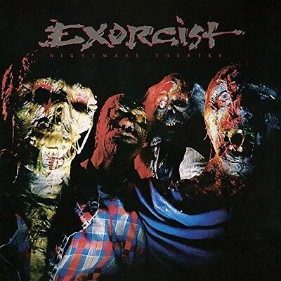 Exorcist   Nightmare Theatre  New Cd  Uk   Import