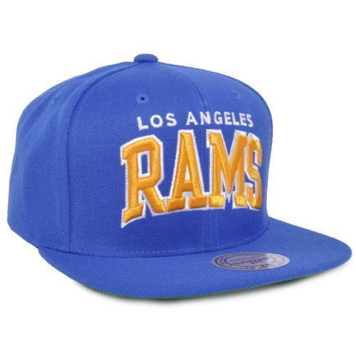 Los Angeles Rams Hat Ebay
