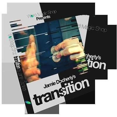 Transition (DVD and Gimmick) by Jamie Docherty  - DVD - Magic Trick