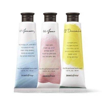 [Innisfree] Jeju life Perfumed Hand Cream 30ml /Korea