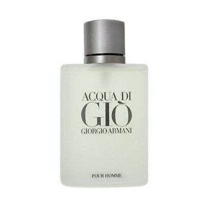 ACQUA DI GIO BY GIORGIO ARMANI 3.4 O.Z EDT SPR*MEN'S COLOGNE* NEW  in TSTR BOX