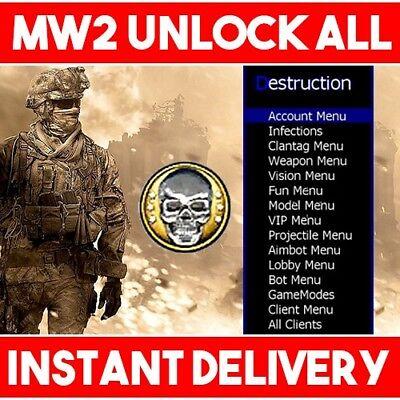 Call of Duty Modern Warfare 2 MW2 Recovery Mod | Max Prestige - Xbox 360 & (Call Of Duty Modern Warfare 2 Prestige)