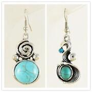 Tibet Turquoise Earrings