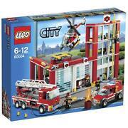 Lego Fire Station