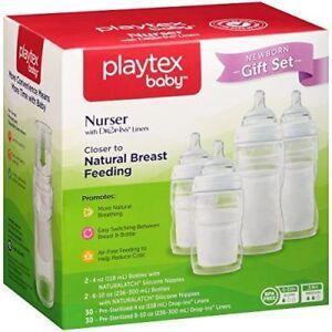 bpa free premium nurser bottles with drop