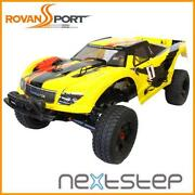 Petrol RC Trucks