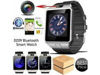 Bluetooth-Smart-Watch-DZ09-Wrist-Phone-Camera-SIM-Slot-For-All-Smart-Phone include I PHONE