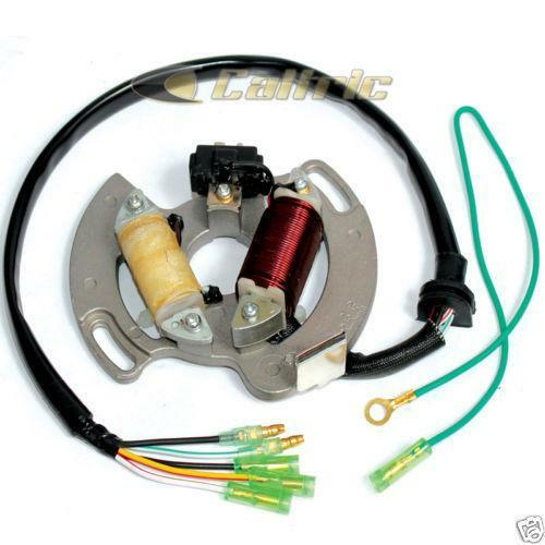 yamaha blaster stator parts accessories
