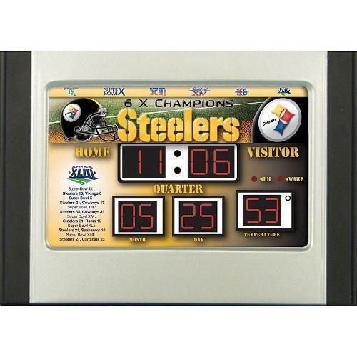 Scoreboard Clock Fan Apparel Amp Souvenirs Ebay
