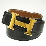 Hermes Brown Belt