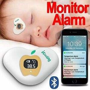 Brand New Digital Forehead Thermometer with APP Connectiong