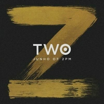 2PM Junho-[Two] 2nd Best Album CD+DVD+PhotoCard+PostCard+KPOP POSTER+Tracking No