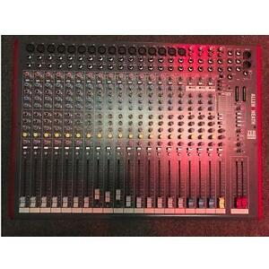 Allen & Heath ZED-22FX 22 Ch Live / Recording Mixer with USB, FX, and SONAR X1 w